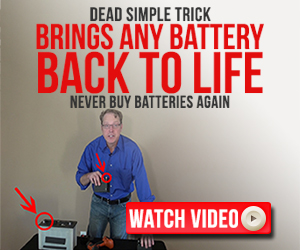 ez battery reconditioning course pdf free download | Bringing Dead Batteries Back To Life Is Simple