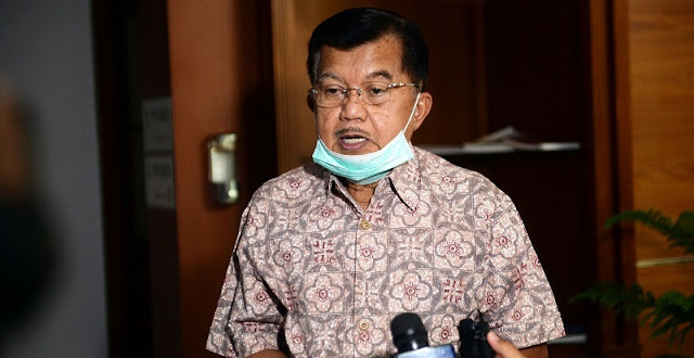 Ketua Umum Dewan Masjid Indonesia, Jussuf Kalla