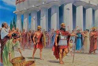 Riassunto sulla storia di Sparta facile da capire