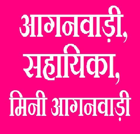 All MP Anganwadi Bharti (51 District) 2140 पद
