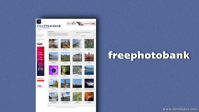 Situs terbaik untuk menemukan gambar gratis| dendiatur