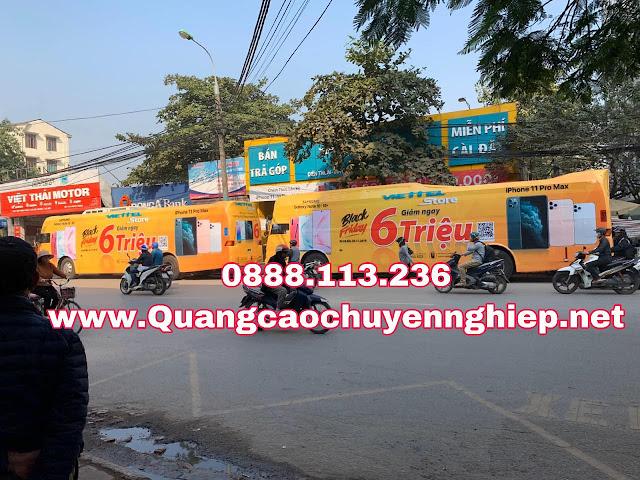 Quảng cáo roadshow ô tô tại Đà nẵng