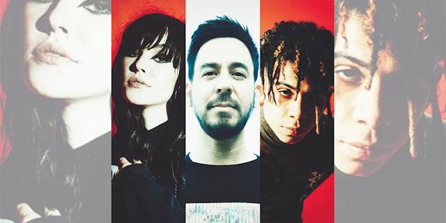 """""""Happy Endings"""" el nuevo sencillo de Mike Shinoda, cantante, compositor y productor"""