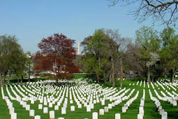 Arlington National Cemetery in Washington DC, The Most Famoust Place on Memorial Day