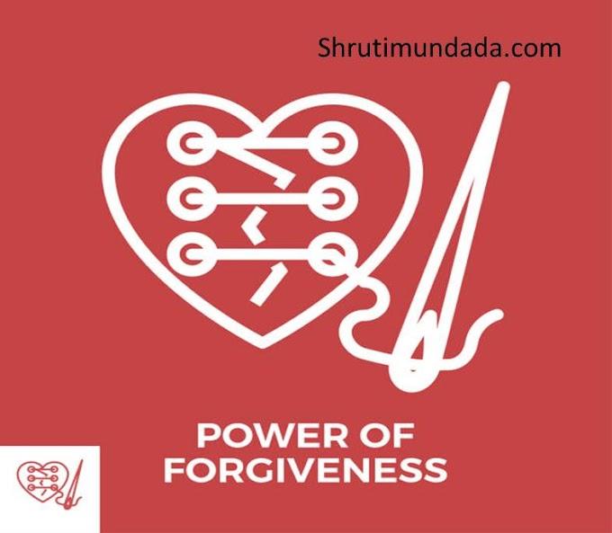 The Power of Forgiveness क्षमा की शक्ति