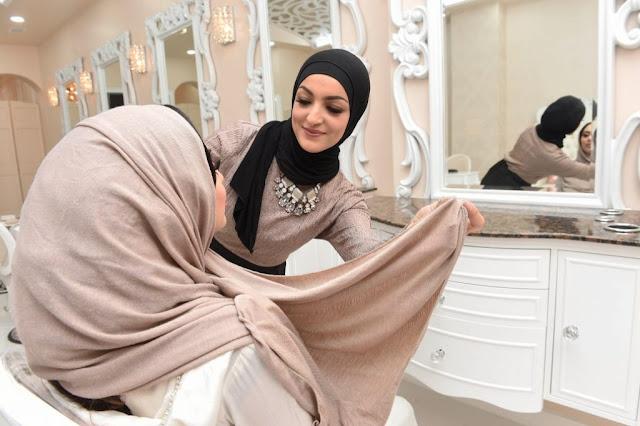 Doors for Hijabis