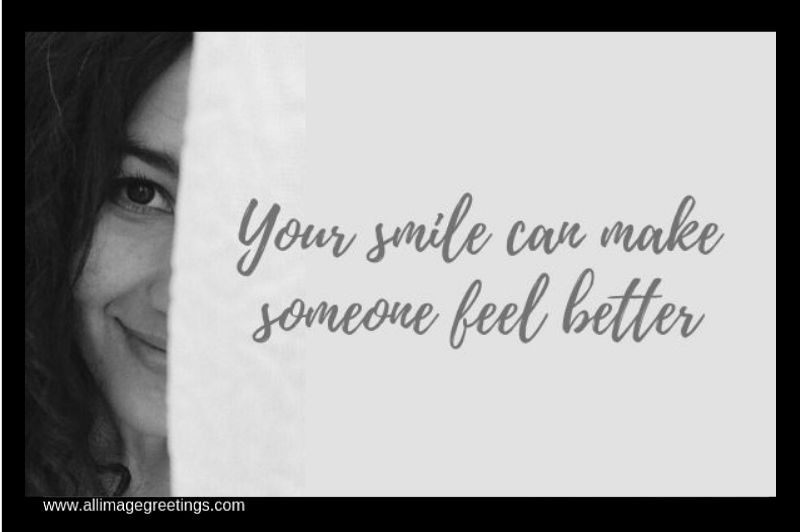 lovely quotes on smile