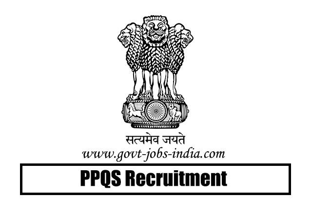 PPQS Technical Officer Recruitment 2020 – 175 Technical Officer Vacancy – Walk-in-Interview 12 June 2020