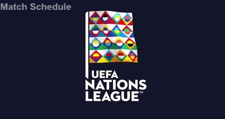 Jadwal UEFA Nations League 2018/2019