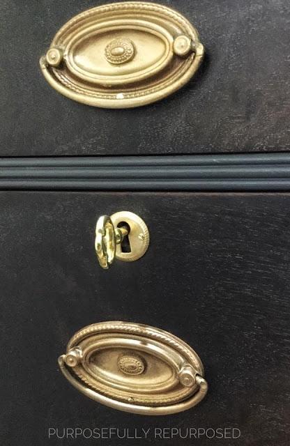 brass bail pulls