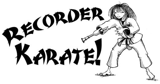 We Music @ HSES! ♫: Recorder Karate