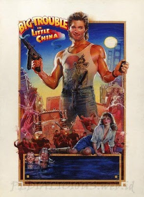Sinopsis film Big Trouble in Little China (1986)