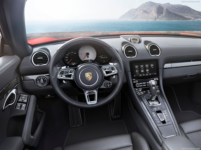 Boxster Interior painel