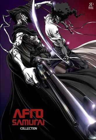 Afro Samurai Legendado