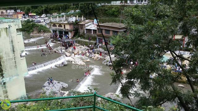 Sahatradhara waterfall Dehradun