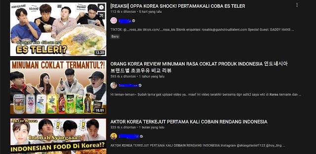 Konten Korea