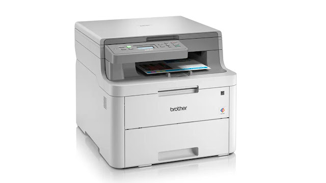 Brother DCP-L3510cdw Review