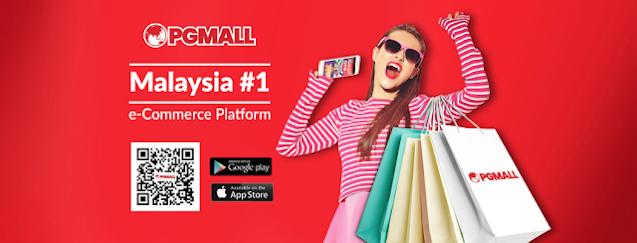 shopping online di pg mall