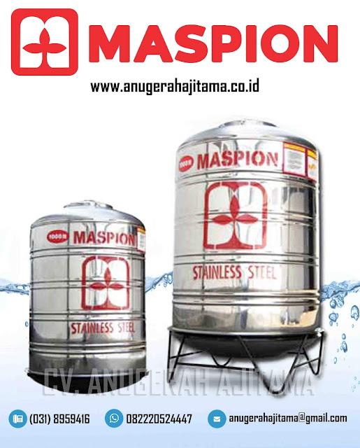 Tangki Air Maspion