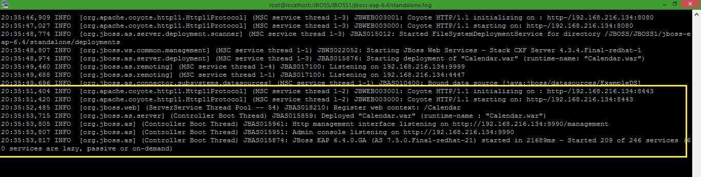 Middlewarebox How To Configure Ssl On Jboss Eap 64 With San