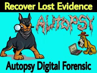 autopsy in kali linux 2020