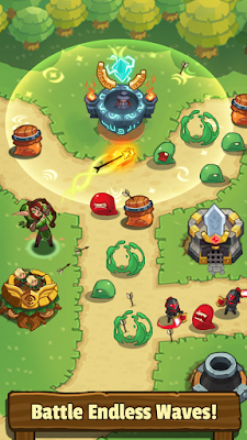 Realm Defense: Hero Legends