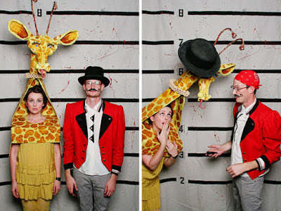 Cute Adorable Halloween Costume Ideas For Couples 2016 Circus Master Giraffe