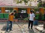 Sambut HUT Sidrap Ke 677, SMP Neg 3 Pitu Riase Berbenah
