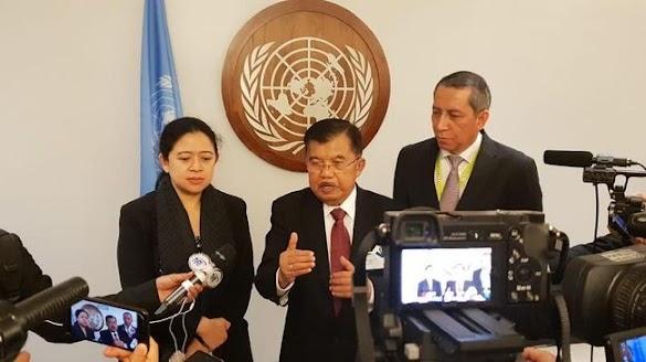 JK Sebut RI Bakal Kantongi Pinjaman Bencana dari Bank Dunia