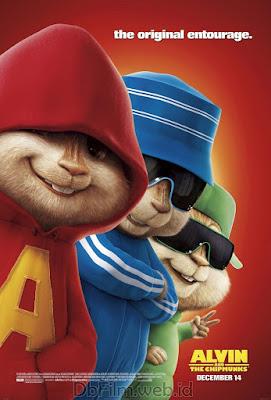 Sinopsis film Alvin and the Chipmunks (2007)