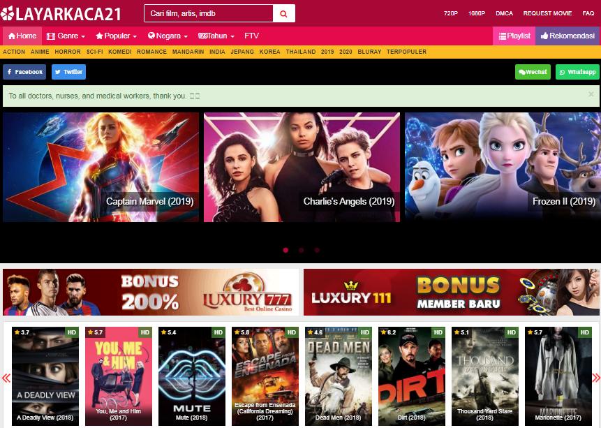10 Situs Download Film Terbaru, Gratis dan Terlengkap di ...