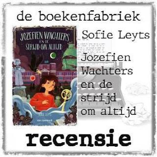 Recensie geschreven door De boekenfabriek over Jozefien Wachters en de strijd om altijd, geschreven door Sofie Leyts en uitgegeven bij Van Halewyck