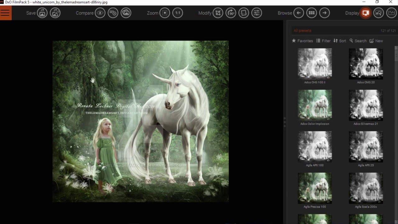 DxO FilmPack v5.5.18 Build 582 Elite Full version