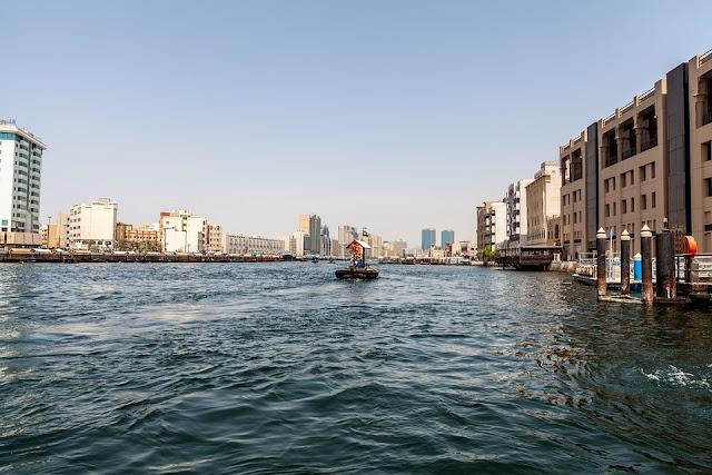 Khor Dubai atau Sungai Dubai