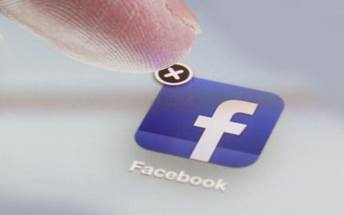 حذف تطبيق الفيسبوك