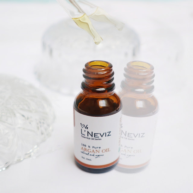 L'Neviz essential oil review