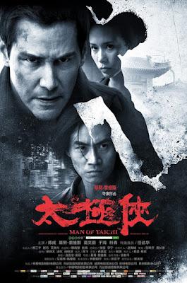 Sinopsis film Man of Tai Chi (2013)