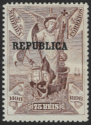Portugal Stamps Vasco da Gama Republica