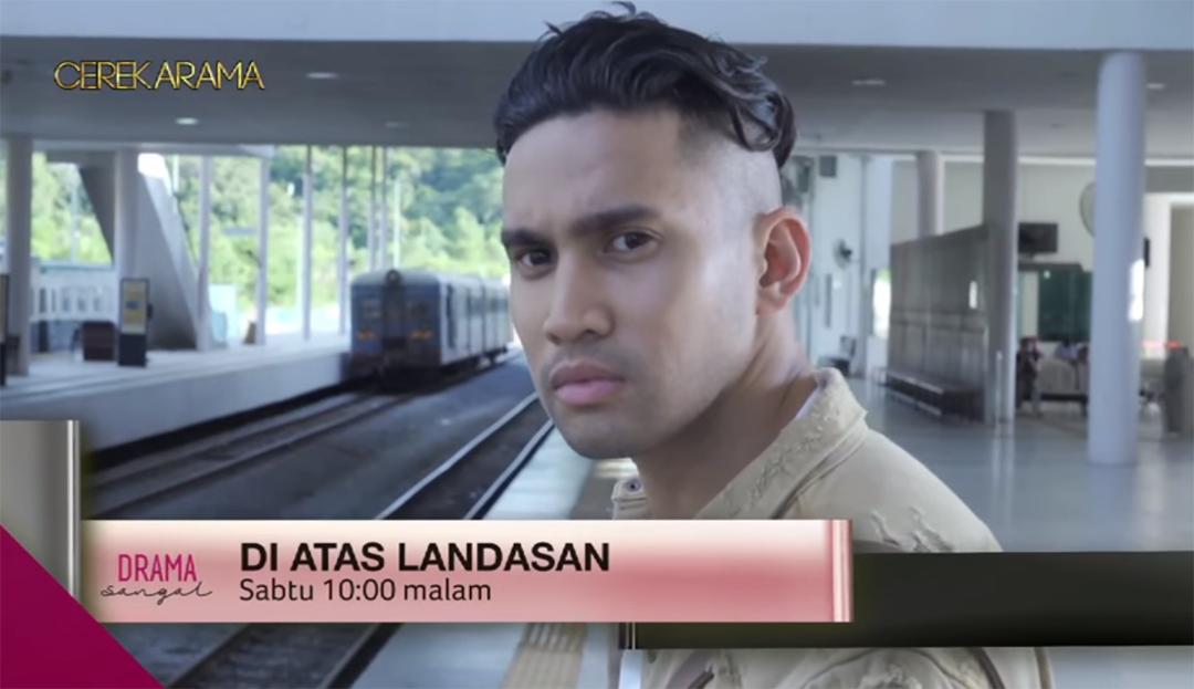 Telefilem Di Atas Landasan TV3