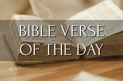 https://www.biblegateway.com/reading-plans/verse-of-the-day/2020/05/31?version=NIV