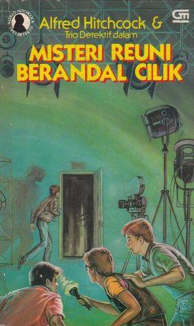 Trio Detektif 40- Misteri Reuni Berandal Cilik