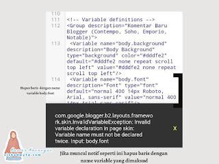 Salah satu cara mengganti tampilan komentar blogger ke versi terbaru