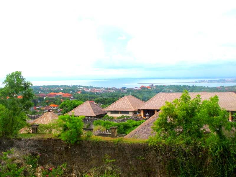 Scene from Garuda Wisnu Kencana Cultural Park