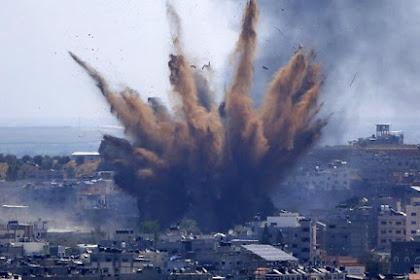 Konflik Israel Dan Palestina