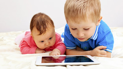 Desarrollo cognitivo niños tecnología