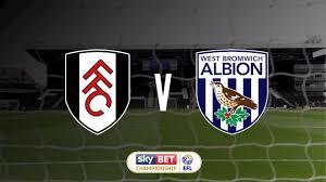 بث مباشر مباراة وست بروميتش وفولهام اليوم 14-7-2020 دوري البطولة الإنجليزية