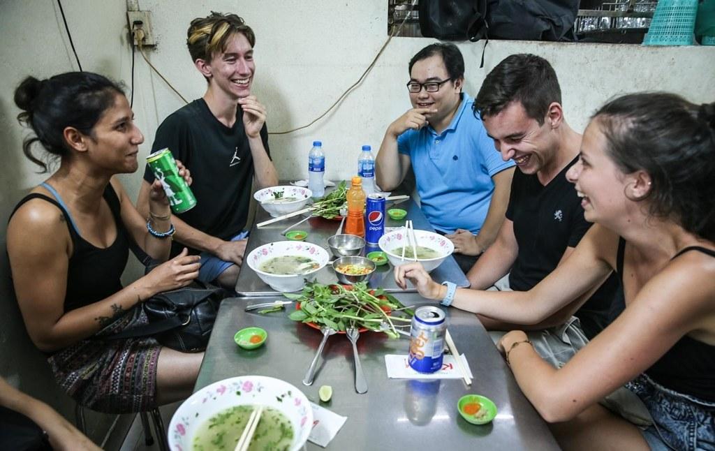 Quán Phở Miến Gà Kỳ Đồng nổi tiếng Sài Gòn