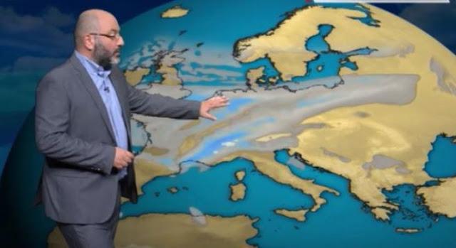 Καιρός: Την Παρασκευή Χειμώνας στα Βόρεια, καλοκαίρι στα Νότια