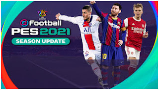 Download PES 2021 PPSSPP LITE Commentary Peter drury Camera PS5 Fix Cursor & Update Latest transfer