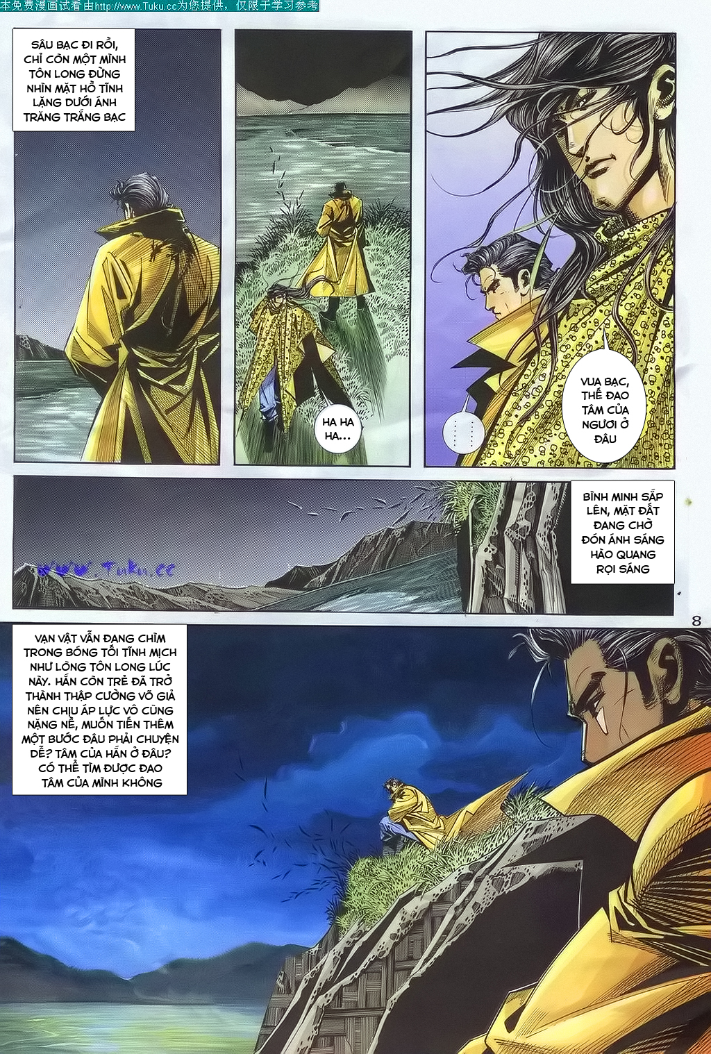 Bá Đao Chap 139 - Truyen.Chap.VN